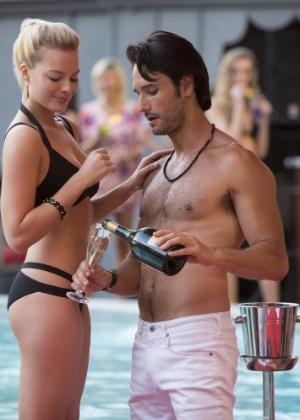 Novela, sexo com DiCaprio e hóquei: Margot Robbie antes de Jane e Arlequina
