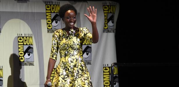 """""""Os heróis não se pareciam comigo"""", diz Danai Gurira sobre o Pantera Negra"""