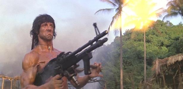 Se abaixe que lá vem tiro: Rambo ganhará refilmagem em breve