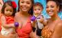 Fofura! Filhos de Sheron Menezzes e Juliana Alves aparecem juntinhos em clique: ''Amiguinho''