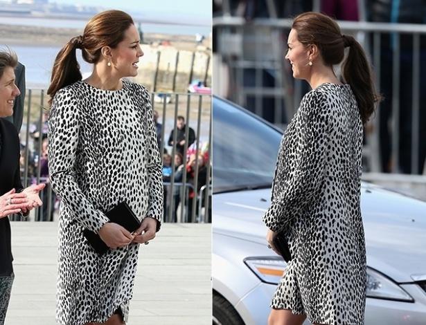 Kate Middleton revela quando nascerá seu segundo bebê