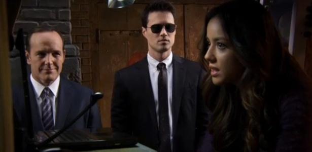 """Globo exibirá série """"Agentes de S.H.I.E.L.D."""""""