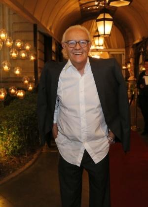 Ney Latorraca diz que preferiria vender empadinhas a fazer papel ruim
