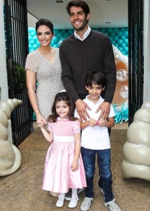 Após 13 anos juntos, Carol Celico e Kaká anunciam divórcio