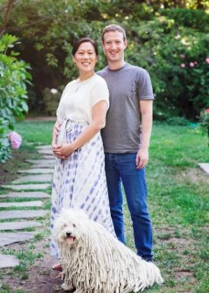 Criador do Facebook anuncia que será pai de uma menina