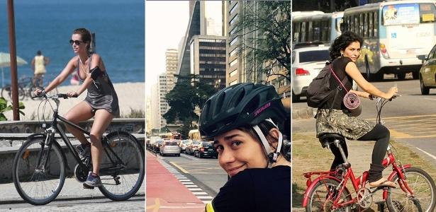 Artistas adeptos da bicicleta discutem a mobilidade urbana em SP e no Rio
