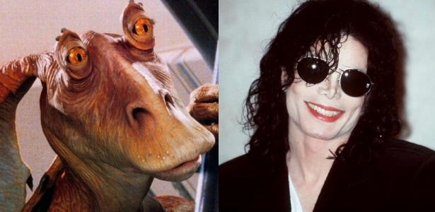 "Michael Jackson se ofereceu para viver Jar Jar em ""Star Wars"", revela ator"