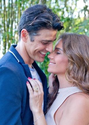 """Dá vontade de dar beijo na boca, diz Gianecchini sobre sucesso de """"S.O.S"""""""