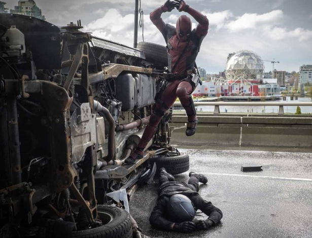 """""""Deadpool"""" é o filme com classificação restrita que mais arrecadou"""