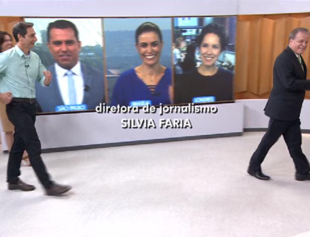1jun2016---os-jornalistas-chico-pinheiro-e-ernesto-lacombe-encerraram-a-edicao-desta-quarta-feira-1-do-bom-dia-brasil-da-globo-fazendo-a-marcha-atletica-1464785279657_615x470