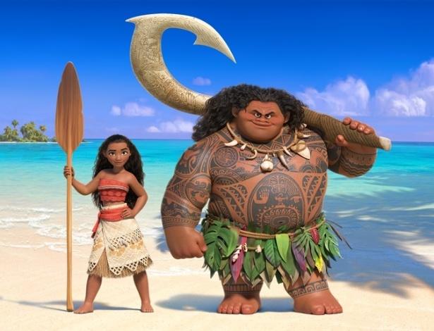 Deus obeso do Pacífico é a mais nova polêmica envolvendo a Disney